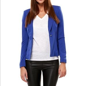 VERO MODA/ONLY One-Button Blazer Vibrant Blue 36